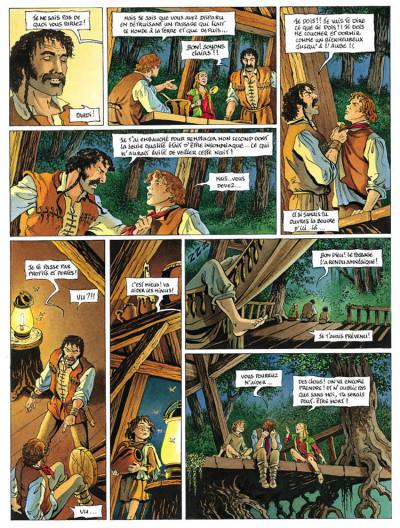 Page 4 L'héritage d'émilie tome 4 - le rêveur