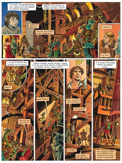 Page 5 L'héritage d'émilie tome 4 - le rêveur