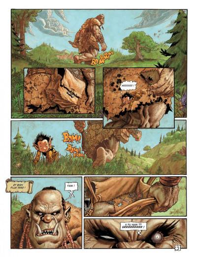 Page 3 Les arcanes de la lune noire tome 2 - pile-ou-face