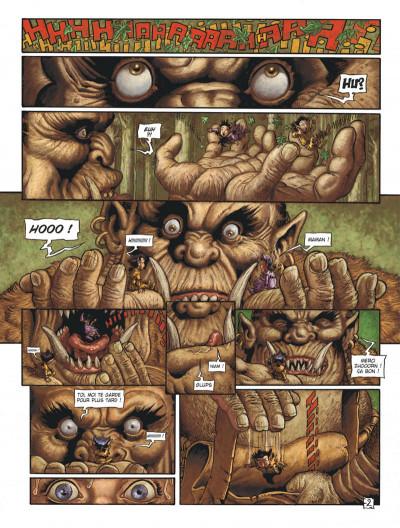 Page 6 Les arcanes de la lune noire tome 2 - pile-ou-face