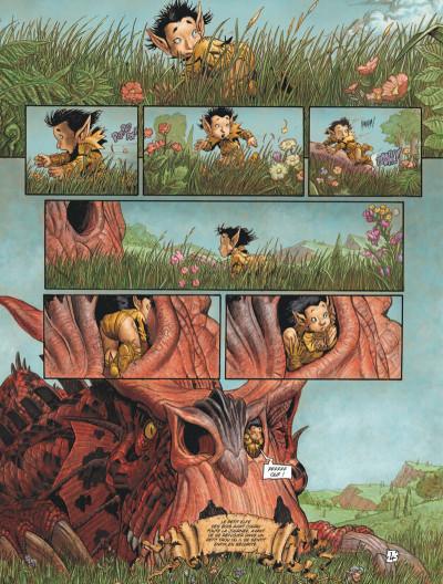 Page 8 Les arcanes de la lune noire tome 2 - pile-ou-face