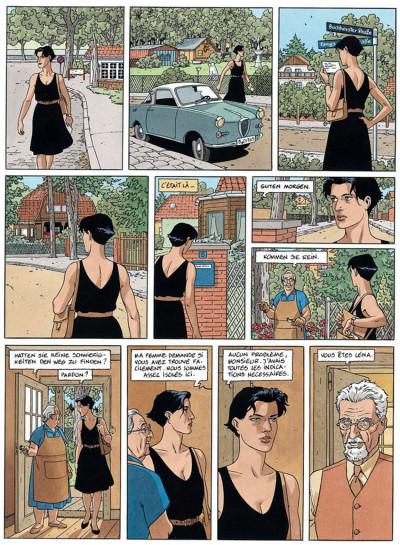 Page 2 Léna tome 1 - le long voyage de léna