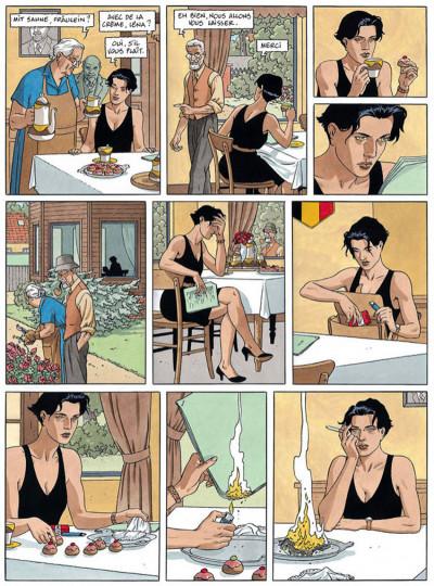 Page 4 Léna tome 1 - le long voyage de léna