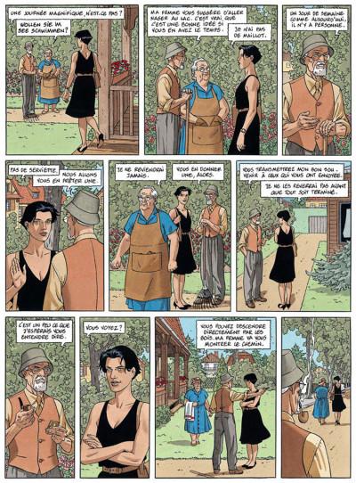 Page 5 Léna tome 1 - le long voyage de léna