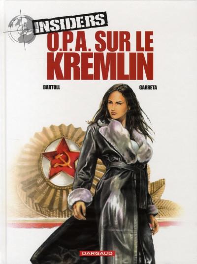 image de Insiders tome 5 - opa sur le kremlin