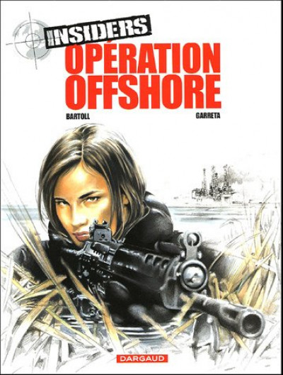 image de Insiders tome 2 - opération offshore