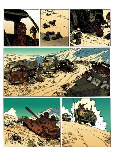 Page 2 Les éternels tome 4 - le puits des ténèbres