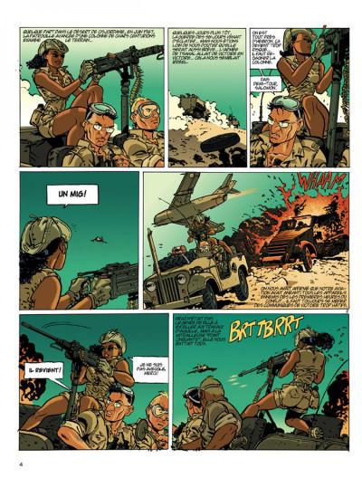 Page 3 Les éternels tome 4 - le puits des ténèbres