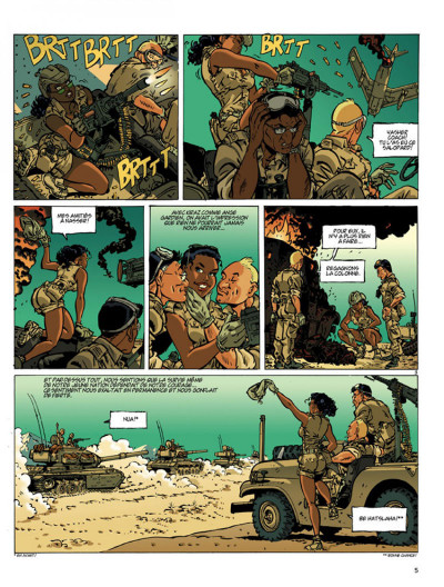 Page 4 Les éternels tome 4 - le puits des ténèbres