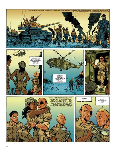 Page 5 Les éternels tome 4 - le puits des ténèbres