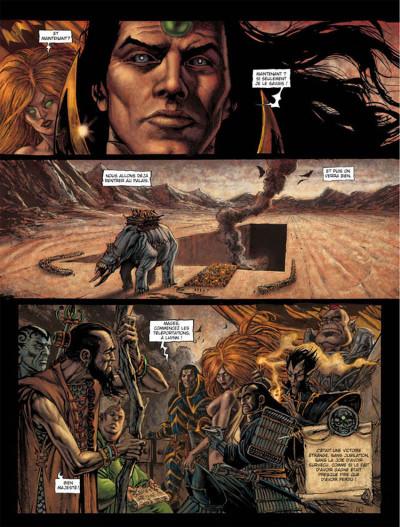 Page 2 Chroniques de la lune noire tome 13 - la prophétie
