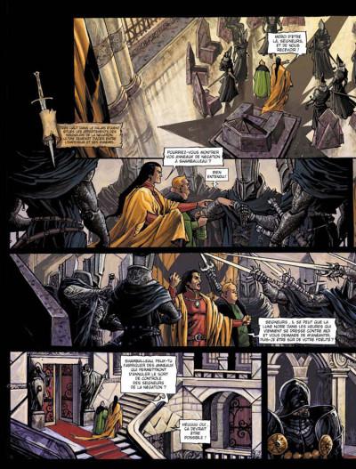 Page 4 Chroniques de la lune noire tome 13 - la prophétie