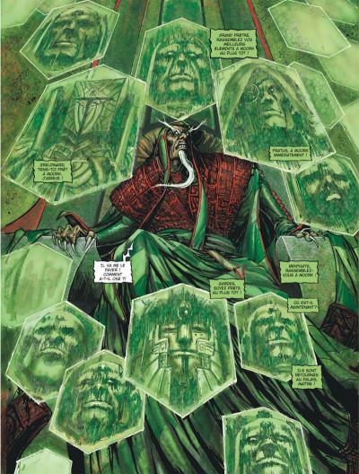 Page 5 Chroniques de la lune noire tome 13 - la prophétie