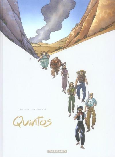 Couverture Quintos