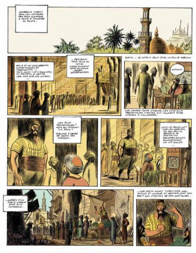 Page 3 Les cinq conteurs de bagdad