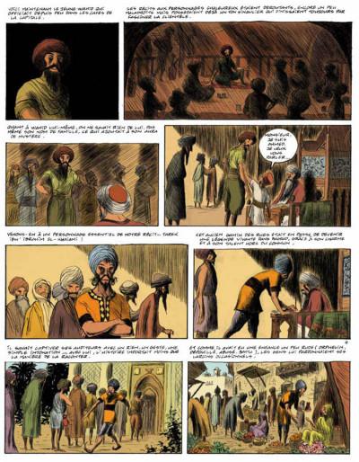 Page 4 Les cinq conteurs de bagdad