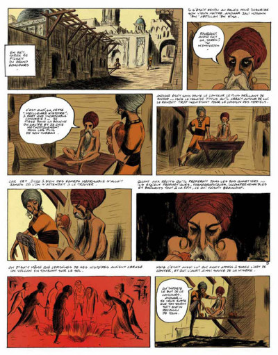 Page 5 Les cinq conteurs de bagdad