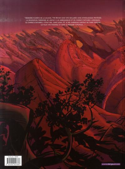 Dos Mayam tome 4 - june, l'infiniment bon