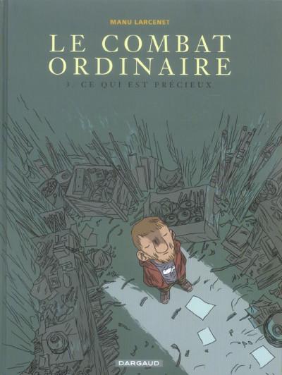 Couverture Le combat ordinaire tome 3