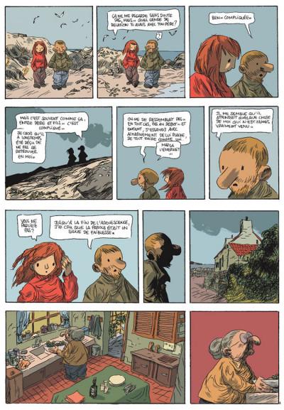 Page 2 Le combat ordinaire tome 3