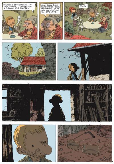 Page 4 Le combat ordinaire tome 3