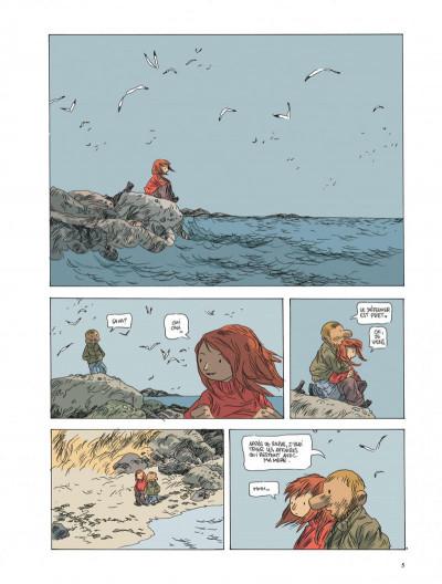 Page 5 Le combat ordinaire tome 3