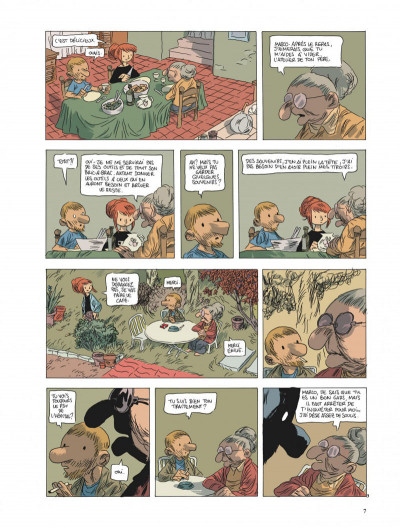 Page 7 Le combat ordinaire tome 3