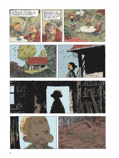 Page 8 Le combat ordinaire tome 3