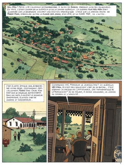 Page 1 Tramp tome 8 - la sale guerre