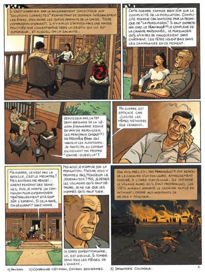 Page 2 Tramp tome 8 - la sale guerre