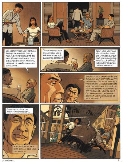 Page 3 Tramp tome 8 - la sale guerre