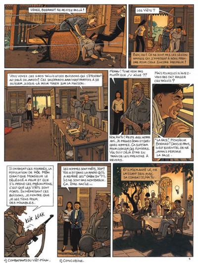 Page 4 Tramp tome 8 - la sale guerre