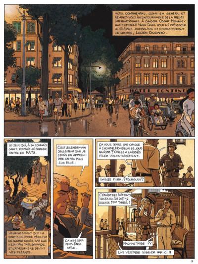 Page 5 Tramp tome 8 - la sale guerre