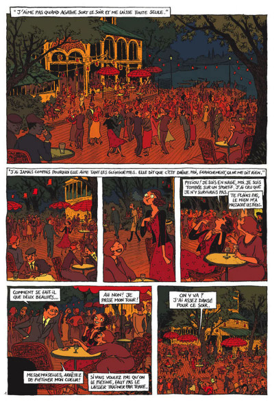Page 1 Miss pas touche tome 1