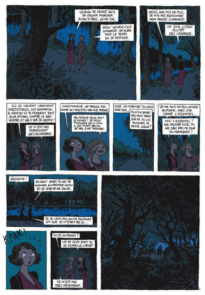 Page 2 Miss pas touche tome 1