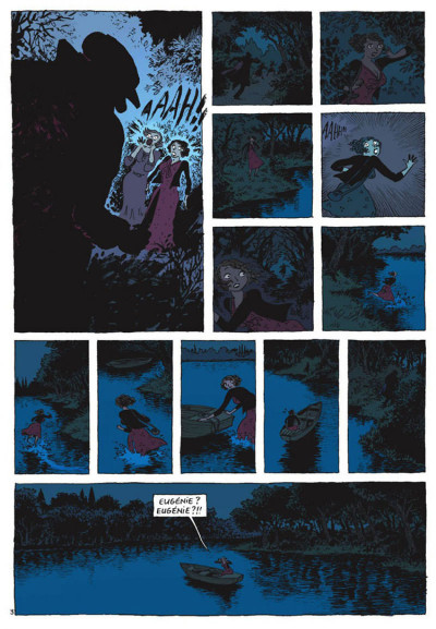 Page 3 Miss pas touche tome 1