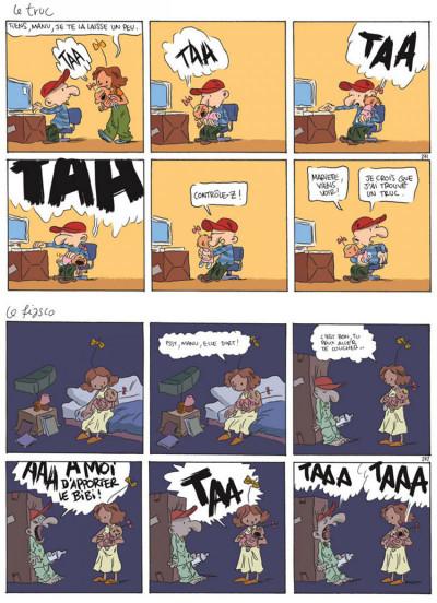 Page 2 Le retour à la terre tome 4 - le déluge