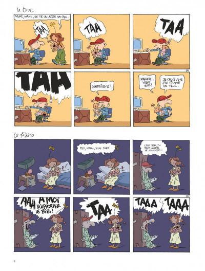 Page 4 Le retour à la terre tome 4 - le déluge