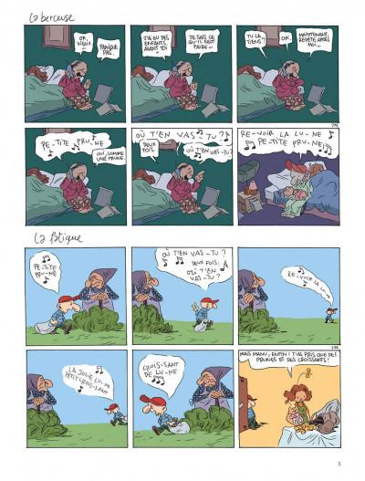 Page 5 Le retour à la terre tome 4 - le déluge
