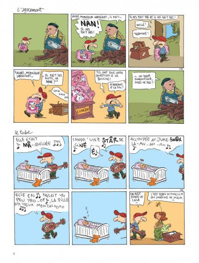 Page 6 Le retour à la terre tome 4 - le déluge