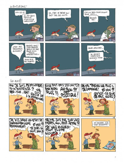 Page 7 Le retour à la terre tome 4 - le déluge