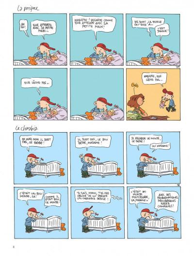 Page 8 Le retour à la terre tome 4 - le déluge