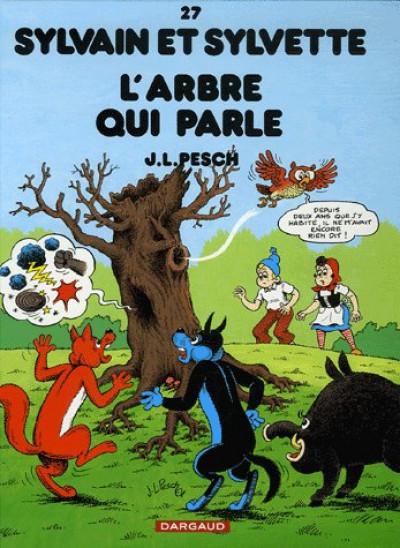 image de Sylvain et sylvette tome 27 - arbre qui parle