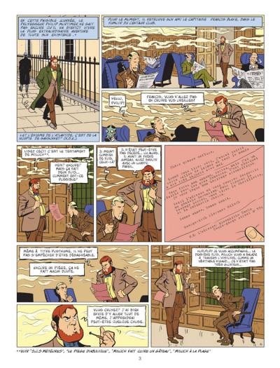Page 1 Les aventures de Philip et Francis tome 2