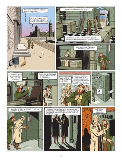 Page 2 Les aventures de Philip et Francis tome 2