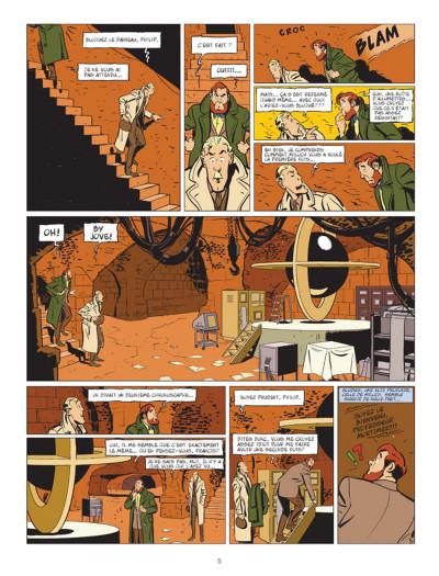 Page 3 Les aventures de Philip et Francis tome 2