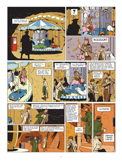 Page 5 Les aventures de Philip et Francis tome 2