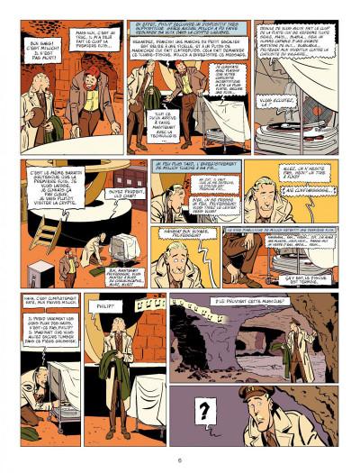 Page 6 Les aventures de Philip et Francis tome 2