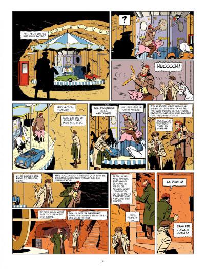 Page 7 Les aventures de Philip et Francis tome 2
