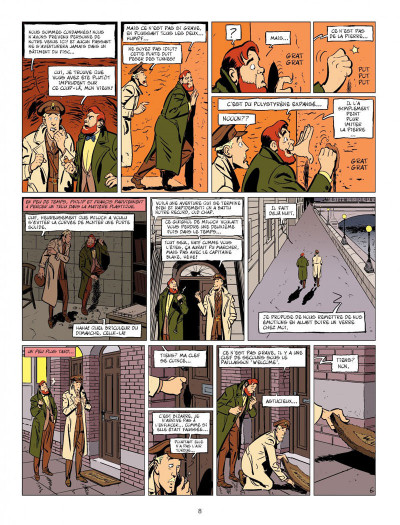 Page 8 Les aventures de Philip et Francis tome 2